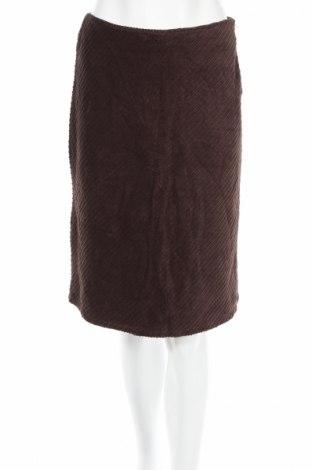 Φούστα Sisley, Μέγεθος S, Χρώμα Καφέ, 100% βαμβάκι, Τιμή 4,08€
