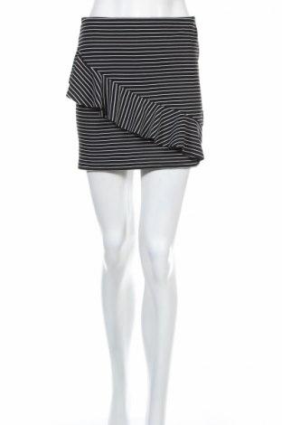Пола Zara Trafaluc, Размер S, Цвят Черен, 98% полиестер, 2% еластан, Цена 13,65лв.