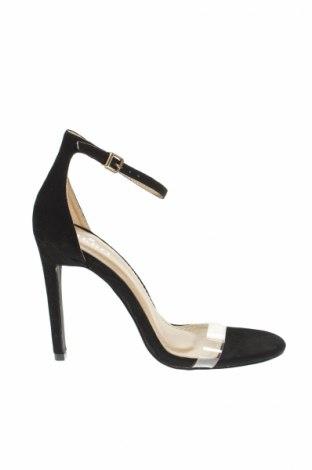 Sandale Bebo, Mărime 38, Culoare Negru, Textil, Preț 53,33 Lei