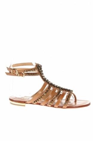 Sandále Schutz, Veľkosť 37, Farba Hnedá, Pravá koža , Cena  39,95€
