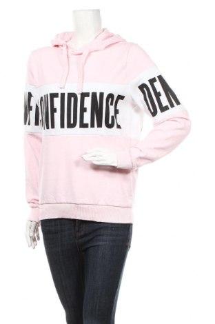 Damska bluza Fb Sister, Rozmiar M, Kolor Różowy, 70% bawełna, 30% poliester, Cena 54,15zł
