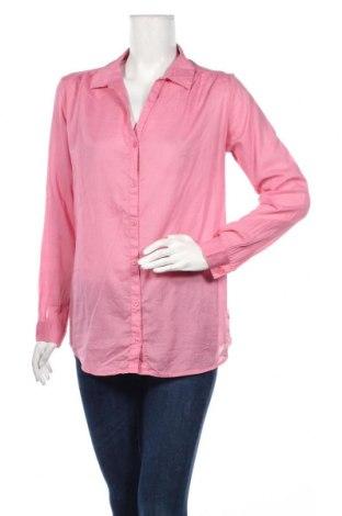 Дамска риза H&M Divided, Размер S, Цвят Розов, 100% памук, Цена 5,98лв.