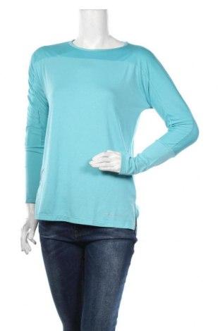Дамска спортна блуза O'neill, Размер XS, Цвят Син, 71% модал, 26% полиестер, 3% еластан, Цена 44,25лв.