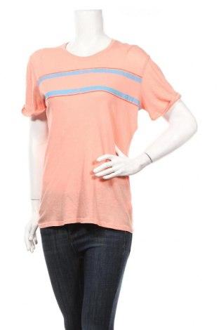 Дамска тениска Elizabeth And James, Размер S, Цвят Розов, Памук, Цена 16,68лв.