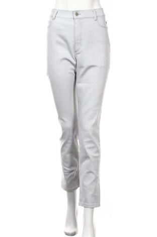 Дамски дънки Atelier GARDEUR, Размер M, Цвят Сив, 84% памук, 14% полиамид, 2% еластан, Цена 34,56лв.