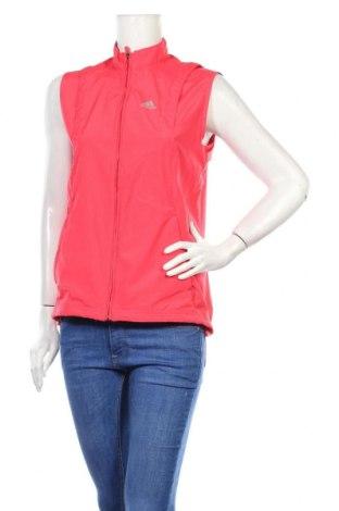 Дамски елек Adidas, Размер M, Цвят Розов, Полиестер, Цена 16,80лв.