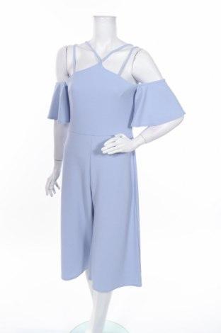 Γυναικεία σαλοπέτα Boohoo, Μέγεθος M, Χρώμα Μπλέ, 95% πολυεστέρας, 5% ελαστάνη, Τιμή 13,04€