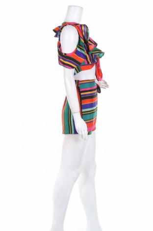Дамски комплект Boohoo, Размер S, Цвят Многоцветен, Полиестер, Цена 23,32лв.