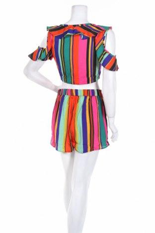 Дамски комплект Boohoo, Размер M, Цвят Многоцветен, Полиестер, Цена 7,92лв.