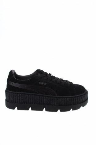 Γυναικεία παπούτσια Fenty Puma by Rihanna, Μέγεθος 38, Χρώμα Μαύρο, Φυσικό σουέτ, Τιμή 78,93€