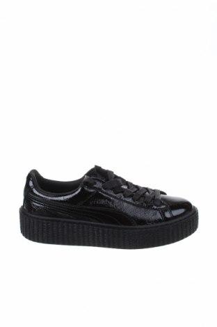 Γυναικεία παπούτσια Fenty Puma by Rihanna, Μέγεθος 37, Χρώμα Μαύρο, Γνήσιο δέρμα, Τιμή 87,15€
