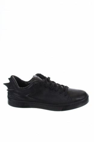 Γυναικεία παπούτσια Puma by Hussein Chalayan, Μέγεθος 39, Χρώμα Μαύρο, Γνήσιο δέρμα, πολυουρεθάνης, Τιμή 91,30€