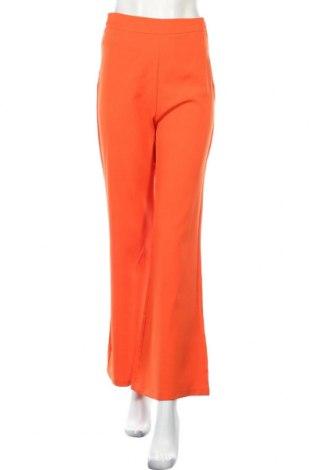 Дамски панталон Allyson, Размер S, Цвят Оранжев, Полиестер, Цена 35,10лв.