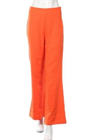 Дамски панталон Allyson, Размер M, Цвят Оранжев, Полиестер, Цена 27,84лв.