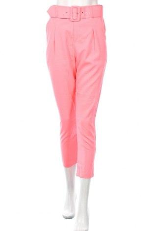 Дамски панталон Allyson, Размер S, Цвят Розов, Полиестер, Цена 37,70лв.