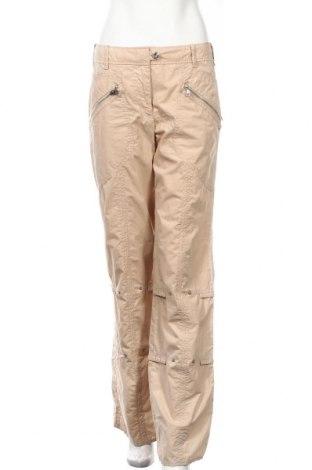 Дамски панталон Marc Cain, Размер M, Цвят Бежов, Памук, Цена 38,70лв.