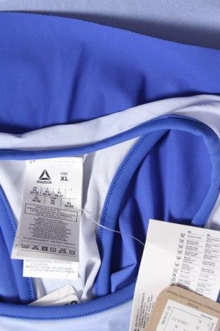 Дамски потник Reebok, Размер XL, Цвят Син, 79% полиамид, 21% еластан, Цена 33,00лв.