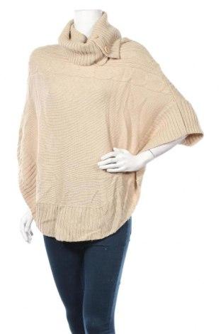 Дамски пуловер Avocado, Размер M, Цвят Бежов, Акрил, Цена 24,95лв.