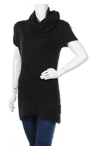 Дамски пуловер Avocado, Размер M, Цвят Черен, Акрил, Цена 38,81лв.