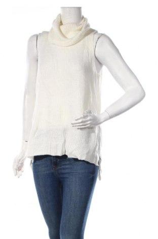 Дамски пуловер Temt, Размер S, Цвят Бял, Акрил, Цена 5,88лв.