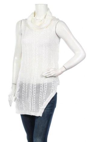 Дамски пуловер Vg, Размер S, Цвят Екрю, 100% акрил, Цена 4,73лв.
