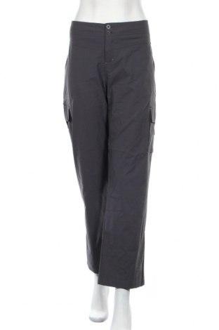 Дамски спортен панталон Kathmandu, Размер XXL, Цвят Сив, 94% полиамид, 6% еластан, Цена 7,09лв.