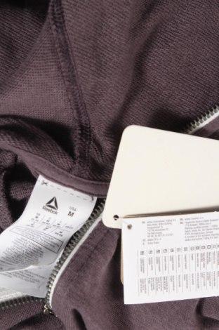 Дамски суичър Reebok, Размер M, Цвят Лилав, 70% памук, 30% полиестер, Цена 59,25лв.