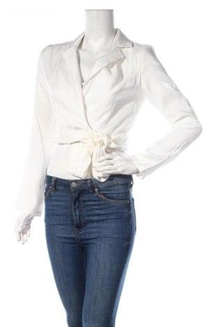 Дамско сако Allyson, Размер M, Цвят Бял, 90% вискоза, 10% полиестер, Цена 38,35лв.
