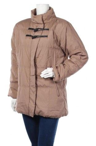 Дамско яке, Размер M, Цвят Бежов, Полиестер, Цена 49,35лв.
