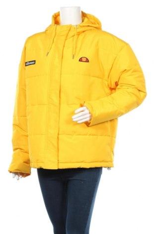 Дамско яке Ellesse, Размер M, Цвят Жълт, Полиестер, Цена 119,25лв.