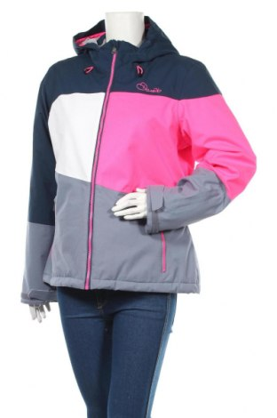 Дамско яке за зимни спортове Dare 2B, Размер L, Цвят Многоцветен, 100% полиестер, Цена 118,50лв.