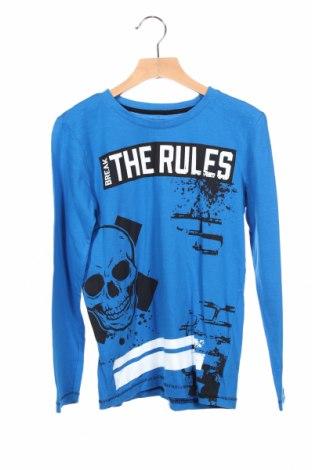 Детска блуза Charter Club, Размер 9-10y/ 140-146 см, Цвят Син, Памук, Цена 8,58лв.