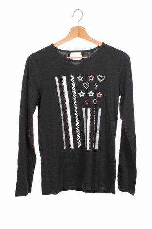 Детска блуза Here+There, Размер 15-18y/ 170-176 см, Цвят Сив, 80% памук, 20% полиестер, Цена 4,46лв.