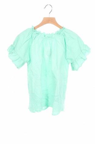 Παιδική μπλούζα Next, Μέγεθος 9-10y/ 140-146 εκ., Χρώμα Πράσινο, 100% βαμβάκι, Τιμή 7,22€