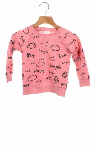 Детска блуза Next, Размер 18-24m/ 86-98 см, Цвят Розов, 85% памук, 15% полиестер, Цена 18,02лв.
