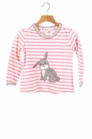 Детска блуза People, Размер 2-3y/ 98-104 см, Цвят Розов, 100% памук, Цена 24,00лв.
