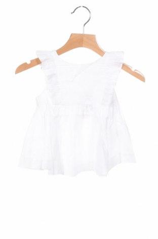 Детска рокля Lola Paradis, Размер 18-24m/ 86-98 см, Цвят Бял, Памук, Цена 9,00лв.