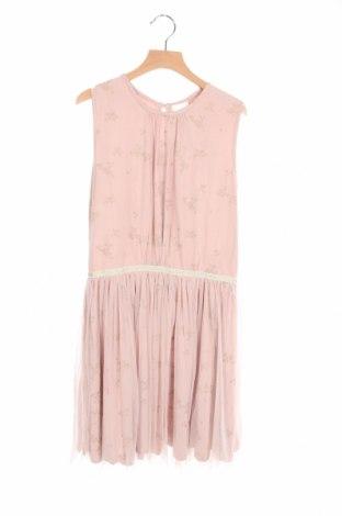 Детска рокля The New, Размер 15-18y/ 170-176 см, Цвят Пепел от рози, 95% вискоза, 5% еластан, Цена 33,12лв.