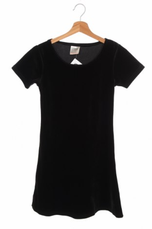 Детска рокля Young Dimension, Размер 11-12y/ 152-158 см, Цвят Черен, 95% полиестер, 5% еластан, Цена 9,90лв.