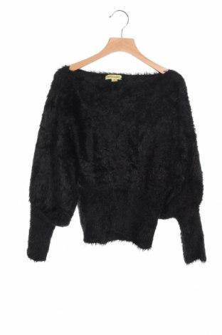Детски пуловер Avocado, Размер 12-13y/ 158-164 см, Цвят Черен, 96% полиестер, 4% еластан, Цена 24,02лв.