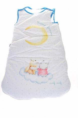 Детско чувалче Naf Naf, Размер 0-1m/ 50 см, Цвят Бял, 50% памук, 50% полиестер, Цена 55,30лв.