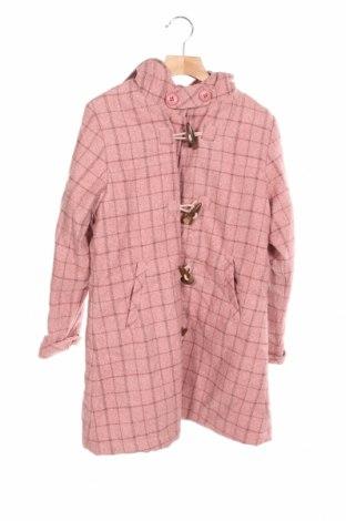 Детско палто, Размер 13-14y/ 164-168 см, Цвят Розов, Цена 51,16лв.
