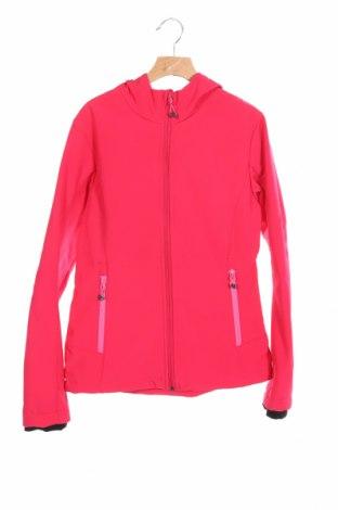 Детско спортно яке CMP, Размер 15-18y/ 170-176 см, Цвят Розов, 96% полиестер, 4% еластан, Цена 49,77лв.