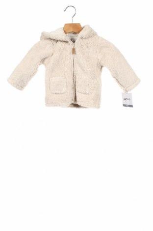 Детско яке Carter's, Размер 9-12m/ 74-80 см, Цвят Бежов, Памук, Цена 46,92лв.