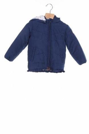 Детско яке Esprit, Размер 18-24m/ 86-98 см, Цвят Син, 100% полиестер, Цена 62,40лв.