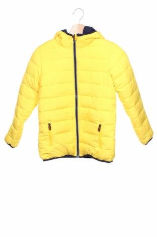 Детско яке Superdry, Размер 10-11y/ 146-152 см, Цвят Жълт, Полиестер, Цена 89,00лв.