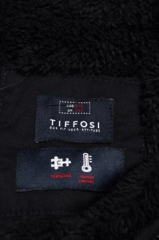 Детско яке Tiffosi, Размер 9-10y/ 140-146 см, Цвят Черен, Памук, Цена 94,08лв.