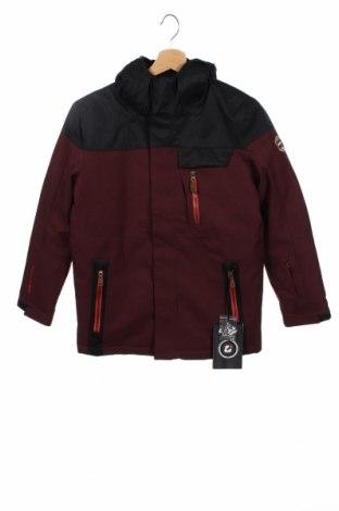Детско яке за зимни спортове Killtec, Размер 11-12y/ 152-158 см, Цвят Червен, Полиестер, Цена 77,40лв.