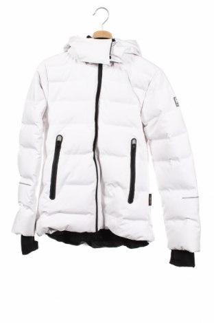Детско яке за зимни спортове Reima, Размер 13-14y/ 164-168 см, Цвят Бял, Полиестер, пух и пера, Цена 118,00лв.