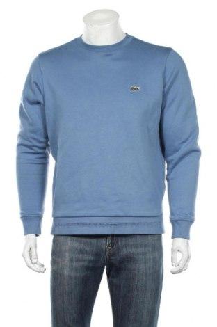 Ανδρική μπλούζα Lacoste, Μέγεθος M, Χρώμα Μπλέ, 65% βαμβάκι, 35% πολυεστέρας, Τιμή 32,25€